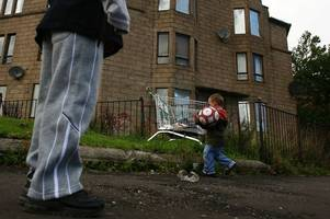 Scots families to be paid over £500 a year per child in effort to tackle poverty