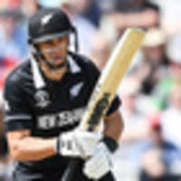 Cricket World Cup live updates and commentary: Black Caps v Pakistan