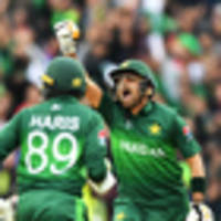 while you were sleeping: pakistan victory over black caps carries on strange sequence
