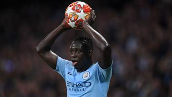 Manchester City to Keep Faith With Benjamin Mendy After Opting Against Ben Chilwell Move