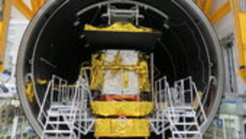 first taste of space for spacebus neo satellite