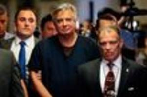 paul manafort appears in manhattan court to plead not guilty on ny fraud charges