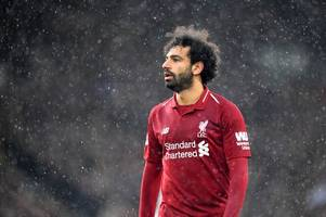 transfer rumours: liverpool 'identify' mo salah replacement, bruno fernandes agent holds talks