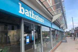 24 bathstore branches across london are at risk as company goes into administration