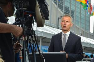 nato chief stoltenberg urges action if russia drops inf treaty