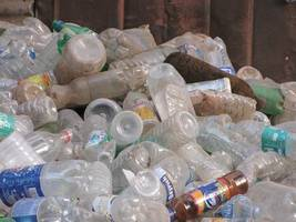the school where parents pay tuition fees with plastic bottles