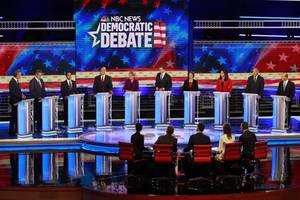 Winners and losers from the 1st 2020 Democratic debate