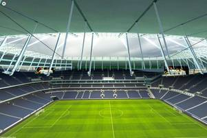 in pictures: the new tottenham stadium seat views as nfl tickets go on sale