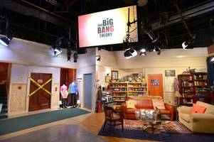 'big bang theory' sets added to warner bros. studio tour