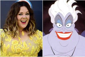 Melissa McCarthy in Talks for Live-Action 'The Little Mermaid' as Ursula