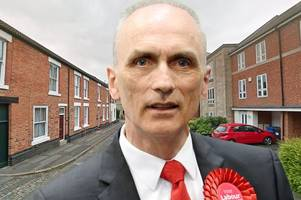 derby mp suspended again as he argues uk needs to become a 'socialist utopia'