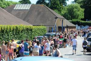 guildford lido to shut down for four days for urgent electrical work
