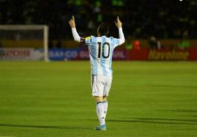 argentina return to maracana, venue of their 2014 wc final defeat