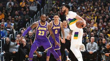 what to make of anthony davis waiving his trade bonus for the lakers | open floor podcast