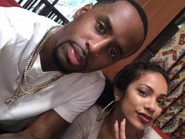 "safaree begs for fiancée erica mena back over big ""mistake"" he made"