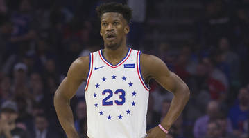 report: jimmy butler to meet with heat, rockets in free agency