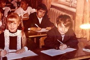 i was a child of chernobyl and knew nothing about disaster