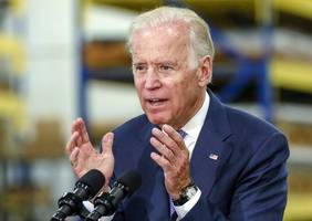joe biden challenged by crowd for suggesting mocking a 'gay waiter' was more socially acceptable ...