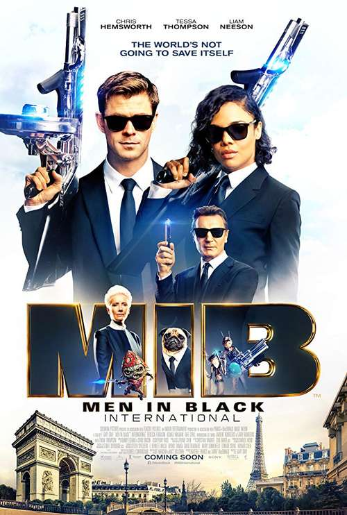 movie review: men in black: international