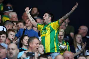 'no messing' west brom fans send this message after transfer update