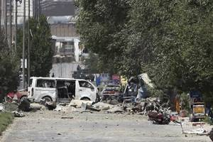 at least 16 killed after bomb, gun fight in kabul