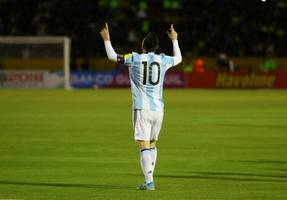 copa america: messi and aguero ready to face heat against brazil