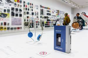 the first sony walkman was released 40 years ago today