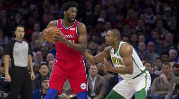 does al horford make philly the eastern conference favorite? | open floor podcast