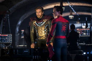 'spider-man: far from home' film review: tom holland goes abroad in globetrotting marvel romp