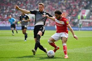 former nottingham forest defender chris gunter reportedly told to stay away from reading pre-season tour