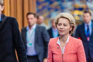 france and germany eye lagarde for ecb and von der leyen for ec president - sources