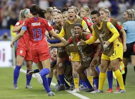 usa vs england: lionesses knocked out of women's world cup by reigning champions