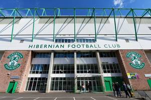 hibs announce new owner ronald gordon as rod petrie stands down after 15 years as chairman