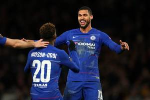'ndombele who??' - chelsea fans delighted as ruben loftus-cheek agrees new deal with the blues