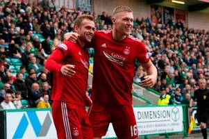 james wilson signs for aberdeen on a two-year contract as derek mcinnes seals transfer no.10