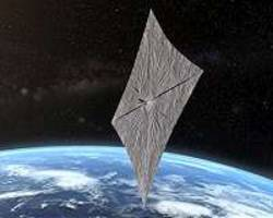 lightsail 2 phones home to mission control