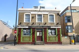 croydon's tamworth arms pub could soon be turned into flats