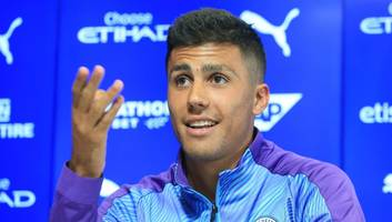 rodri explains why he chose man city & what fans can expect from him in england