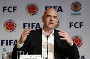 fifa chief infantino keen to expand women's world cup