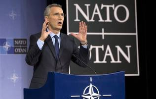 russia shows no 'sign' it's willing to comply with inf nuclear treaty, nato says