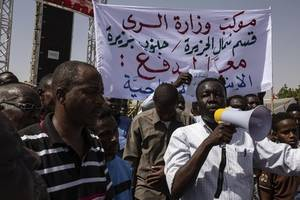 the secret sudan safe house where injured protesters are treated