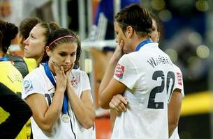 The pain of the 2011 final loss fuels the 2019 USWNT at the Women's World Cup™