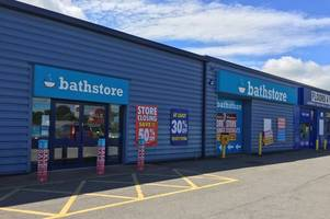 'everything must go' - huge sale as scunthorpe bathstore prepares for closure