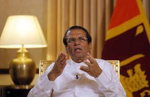 sri lanka president vetoes military deal with the us