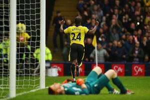 'it's like the good old days!' - odion ighalo delights watford fans following nigeria brace