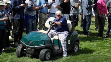 john daly has request for cart at british open denied