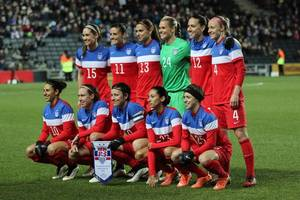 usa women's soccer: us looks to complete its french summer with a final win