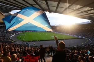 football fans scramble to snap up tickets for hampden euro 2020 clashes