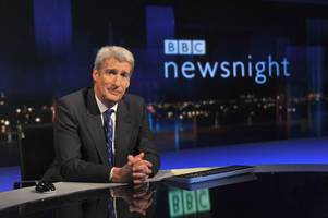 jeremy paxman slams politicians for talking b******s on newsnight for 25 years
