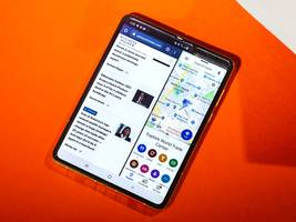 another big tech company is reportedly making a foldable smartphone, suggesting folding screen technology might not be a passing trend